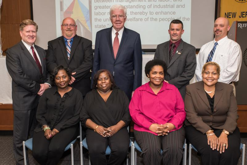 photo of Union Leadership Academy graduates
