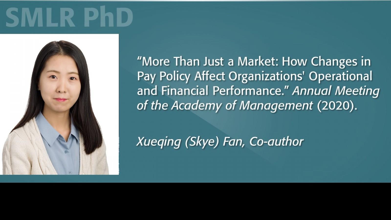 Image of Xueqing (Skye) Fan