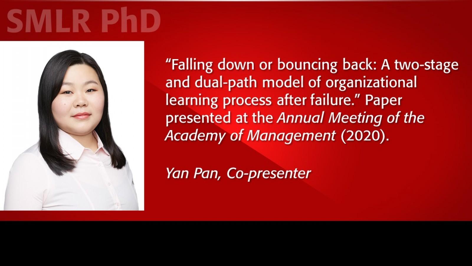 Image of Yan Pan