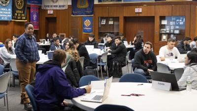 photo of LSER class