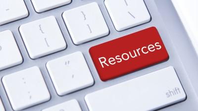 photo of resources
