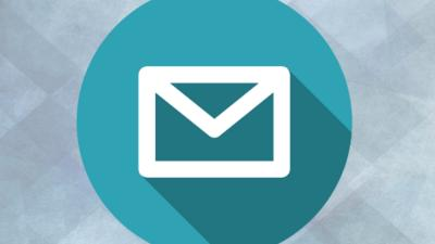 image of email