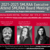 Image of SMLRAA May 13th Board Meeting and Election Results