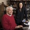 Photo of Douglas Kruse and Lisa Schur
