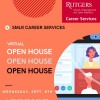 Image of Career Services Virtual Open House on 9/8