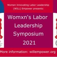 Image of Womxn's Labor Leadership Symposium 2021