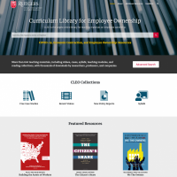 Image of CLEO Homepage