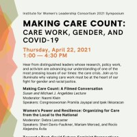 Image of Making Care Count - April 22, 2021 Event
