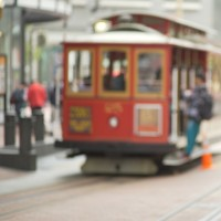 Image of San Francisco Trolley