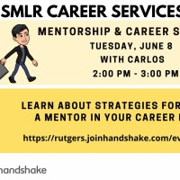 Image of Career Services Webinar on June 8