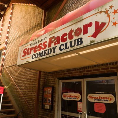 Photo of Stress Factory Comedy Club