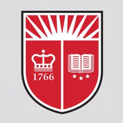 photo of Rutgers shield