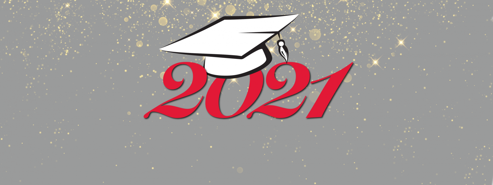 image of Class of 2021 graphic for graduation